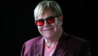 Sir Elton John je glasbena legenda. FOTO: Guliver/getty Images