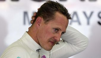 Michael Schumacher. FOTO: Reuters