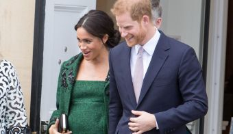 Meghan in princ Harry. FOTO: Shutterstock