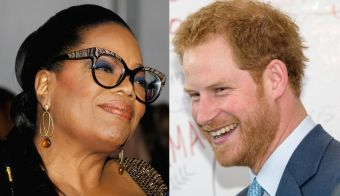 Oprah in Harry. FOTO: Shutterstock