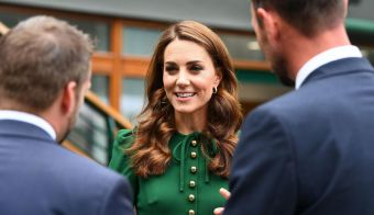 Kate Middleton. FOTO: Getty Images