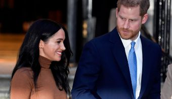 Harry in Meghan sta ujezila Britance. FOTO: Reuters