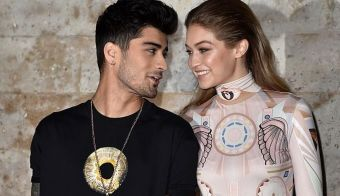 Gigi Hadid in Zayn Malik. FOTO: Getty Images