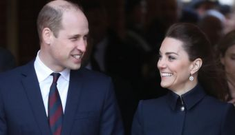 Kate in William. FOTO: Gettyimages