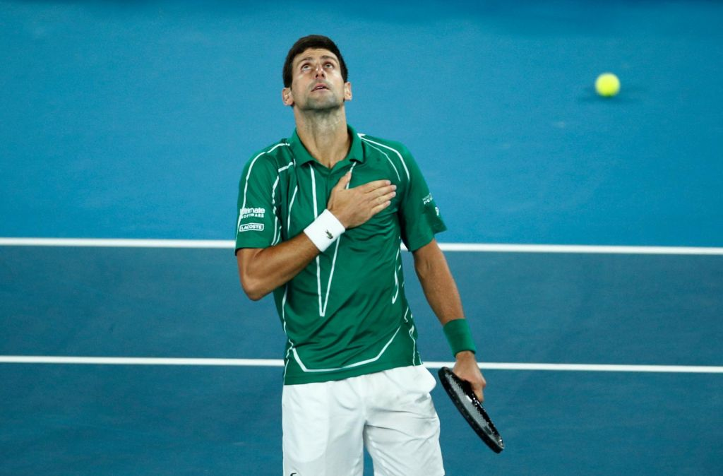 Nole bi igral do 40. leta in podiral rekorde