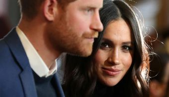 Meghan in Harry. FOTO: Pool New Reuters Pictures