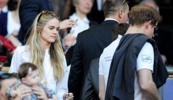Princ Harry in Cressida Bonas sta ostala dobra prijatelja. FOTOGRAFIJE: GULIVER/GETTY IMAGES