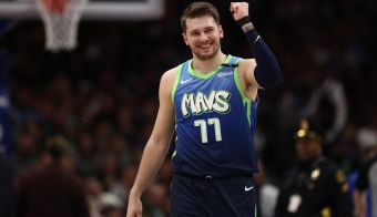 Luka Dončić. FOTO: Getty Images