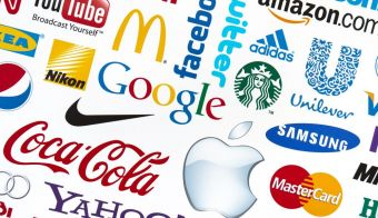 Google, McDonald's, Nike, Coca-Cola, Facebook, Apple and more others logo. FOTO: Bloomicon / Shutterstock