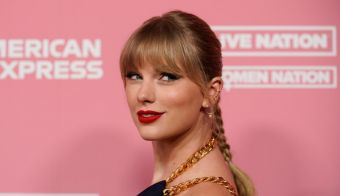 Taylor Swift. FOTO: Mike Blake, Getty Images