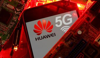 Huawei in 5G. FOTO: Dado Ruvic, Reuters