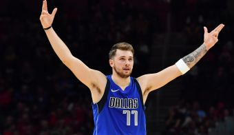Luka Dončić. FOTO: Usa Today Uspw Reuters Pictures
